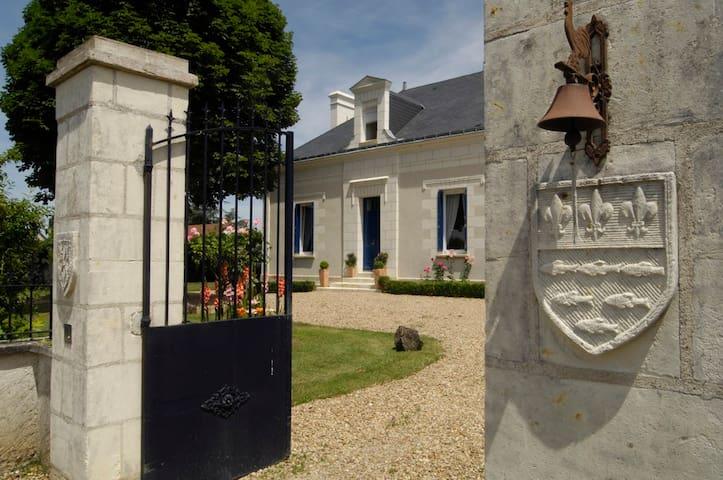 La Petite Grange - Chambourg-sur-Indre - Huis
