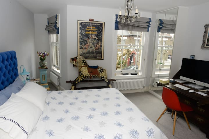 BedBathBreakfast near Notting Hill - London - Bed & Breakfast