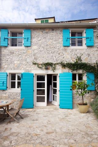 Hello sunshine, Stone house Orsera - Vrsar - House