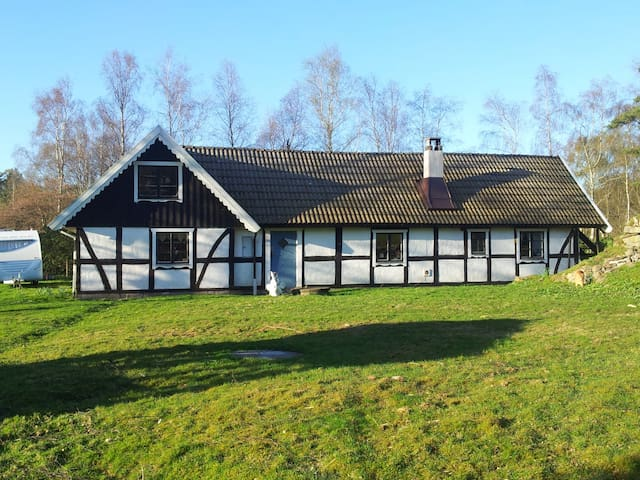 Äppelbäck - A base for your holiday all year round - Våxtorp - Appartement