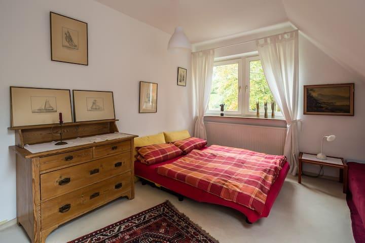 3 Privatzimmer in Blankenese - Hamburgo - Bed & Breakfast
