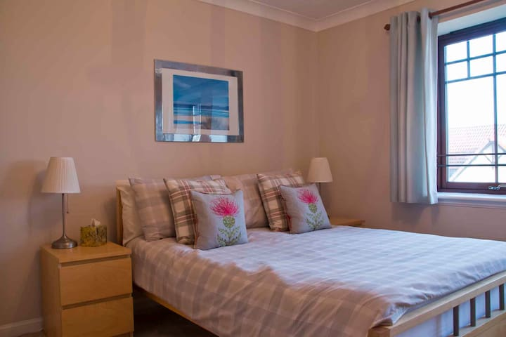Muirfield, Self Contained Apartment - Gullane - Daire