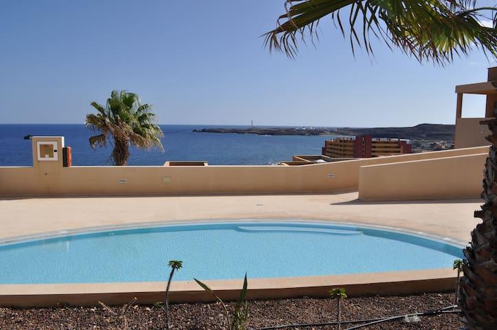 Bonito apartamento junto al mar - Porís de Abona - Flat