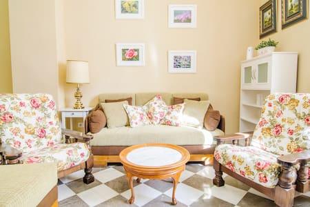 Apartamentos Salmerones (2/4 pax) Ground Floor - Alhama de Granada - Leilighet