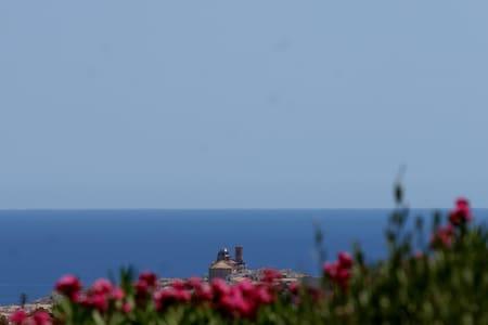 Villa of character sea view 180° - LA NUCIA