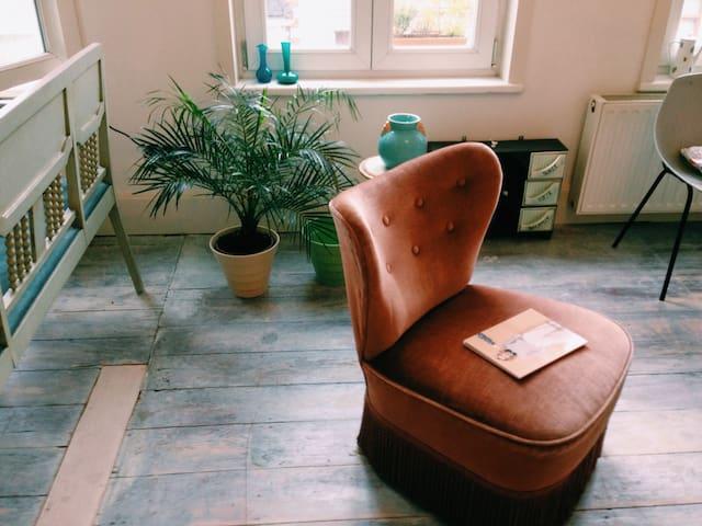 Stijlvol appartement centrum Gent