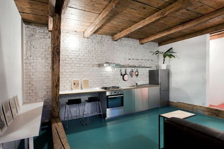 Awesome studio in old town - Apartment