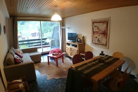 T2 de 50 m2 face à la piste Alphand - Apartment