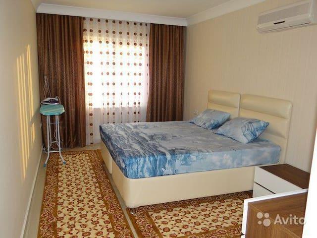 My Marine Residence 116 m2 с мебель - Mahmutlar - Daire