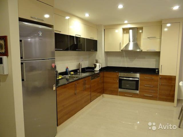 My Marine Residence 116 m2 с мебель - Mahmutlar - Flat