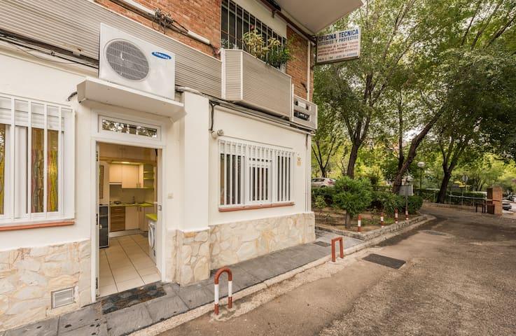 Comodidad, limpieza y hospitalidad. - Madrid - Apartment