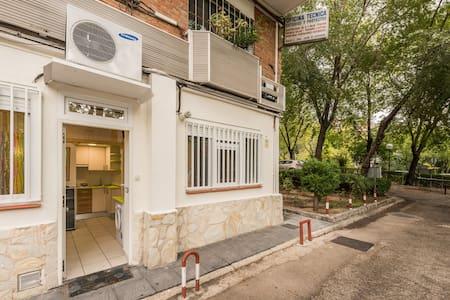 Comodidad, limpieza y hospitalidad. - Madrid