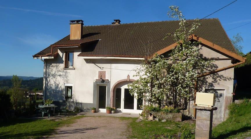 Appartement spacieux et clair de 70 m2 - Cleurie - Wohnung