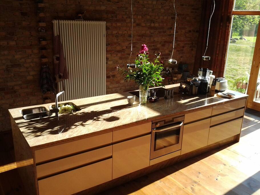 gro e gartenwohng im landhaus jakob h user zur miete in. Black Bedroom Furniture Sets. Home Design Ideas
