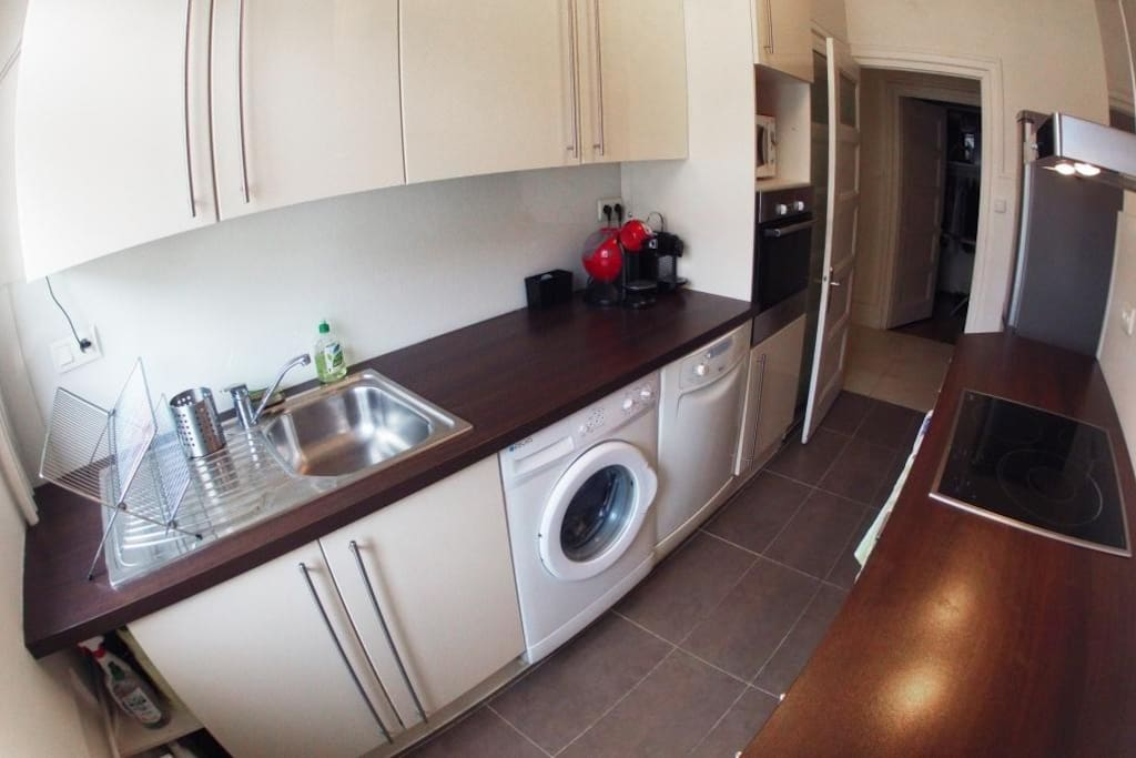 Chambre spacieuse 21m lumineuse apartments for rent - Ustensiles de cuisine lyon ...