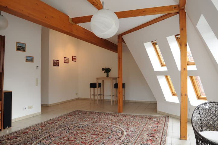 A marvelous 2-room apartment - Bad Homburg - Apartment
