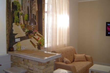 Студия в историческом центре города - Hrodna - Appartamento