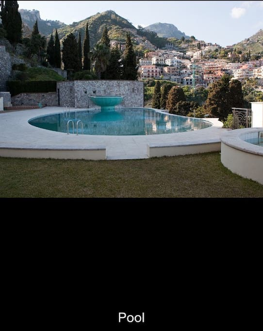 In residence con piscina vista mare flats for rent in - Residence con piscina in sicilia ...