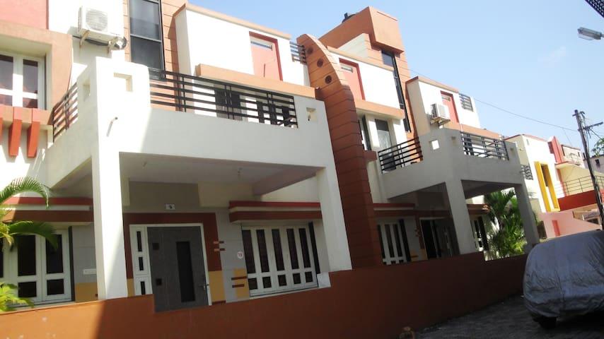 Jalsa Bungalow No:19 Big Surat City - IN - Bangalô