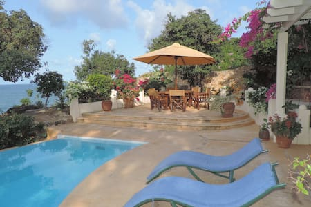 Kilifi -Beautiful ocean front home. Amazing views! - 马林迪 - 独立屋