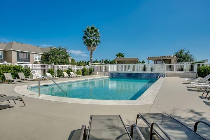 Spacious 3BR/2BA Luxury Condo-113 - Foley - Apto. en complejo residencial