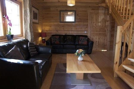 Benview Lodge 1 379380 - Stirling - Chalet