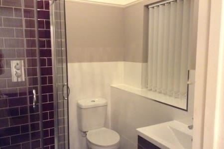 Double room with private bathroom - Колчестер
