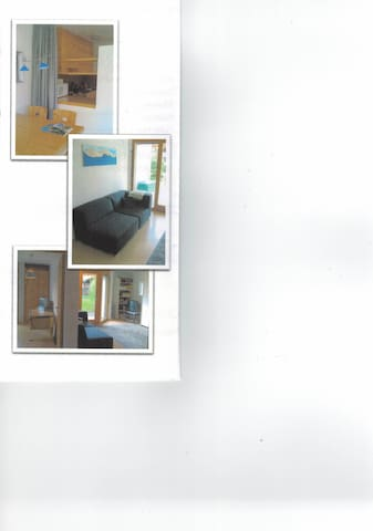 Bellavista Caglims, Haus Falcun