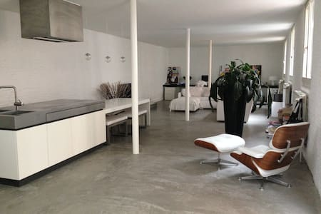 Loft apartment - heart of the city - Antwerpen
