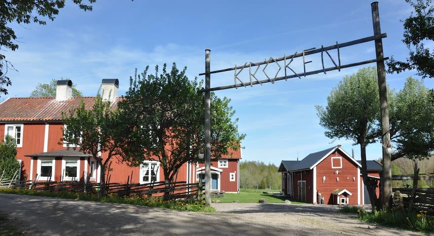 Kröken, live on the countryside