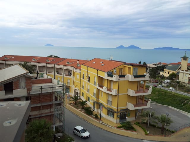 ACCOMMODATIE PIRAINO SEA - Zappardino