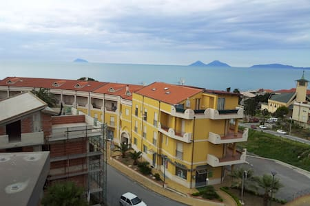 APARTMENT SEA PIRAINO - Zappardino