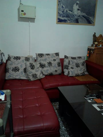 Vegan sofa - Taichung - Bed & Breakfast