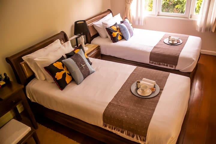 Double Beds Room - Wat Ket - Villa