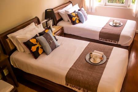 Double Beds Room - Wat Ket