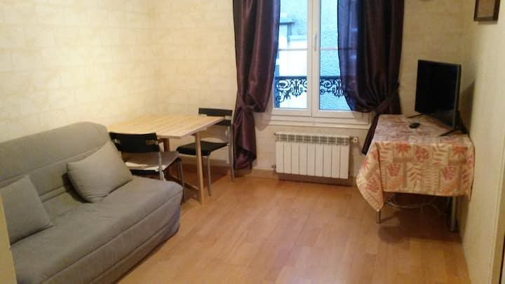Appartement 3 pièces, 2 chambres