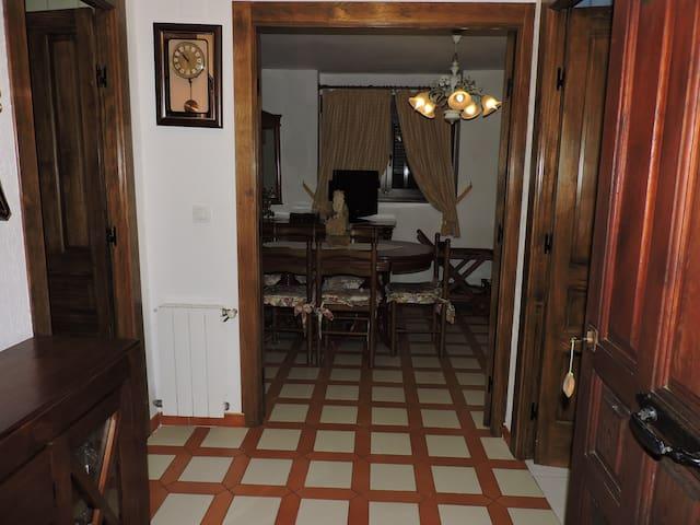 Casa en el Teju