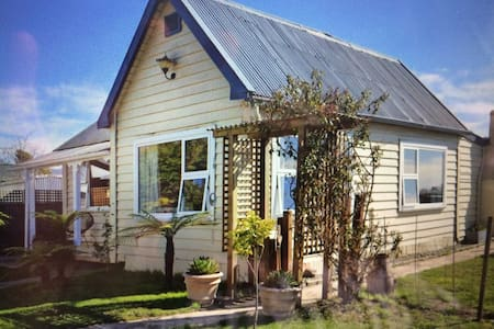Beautiful cottage with country view - Riwaka - Talo