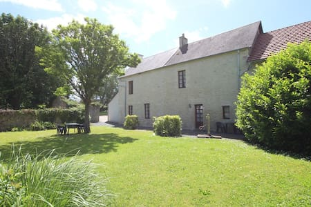 Appartement No. 3 avec grand jardin - Colleville-sur-Mer