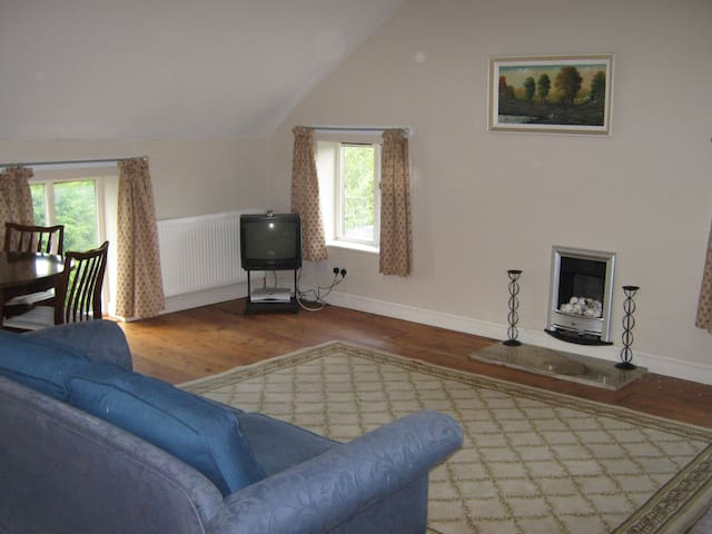isolation in mid wales with views - Powys - Apartment