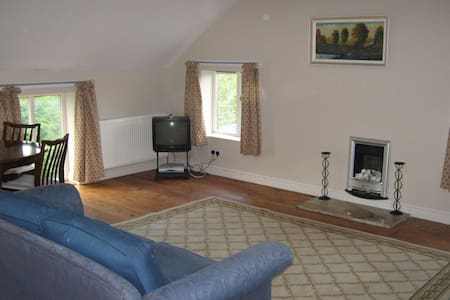 isolation in mid wales with views - Powys - Appartamento