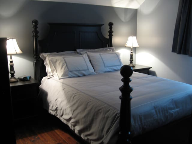 Clair de Lune (lit Queen) - Mont-Tremblant - Bed & Breakfast