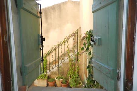 la maison du village - Venterol - Apartment