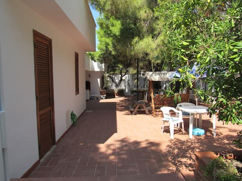 Newly renovated beach villa