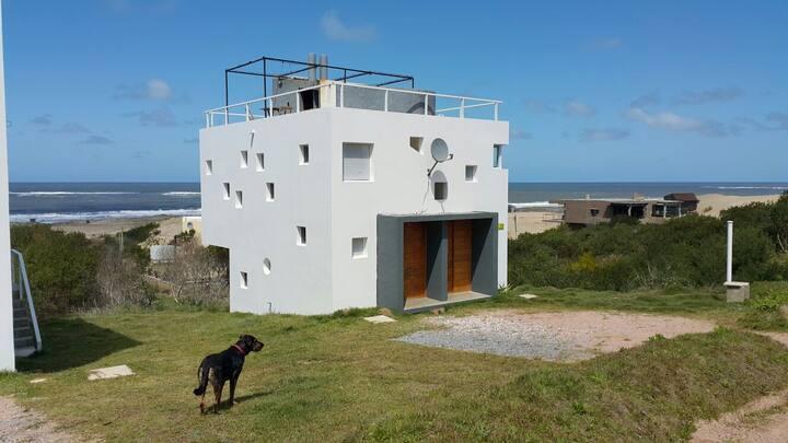 Punta del Diablo-Acacias B-frente mar