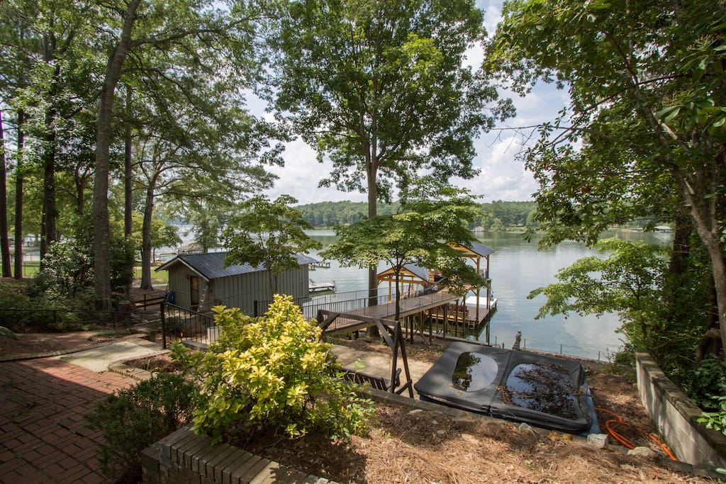 Logan martin lake house case in affitto a cropwell for 30x50 planimetrie della casa