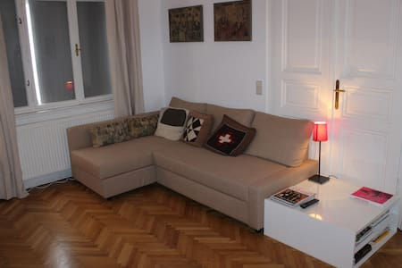 cozy room in the heart of vienna
