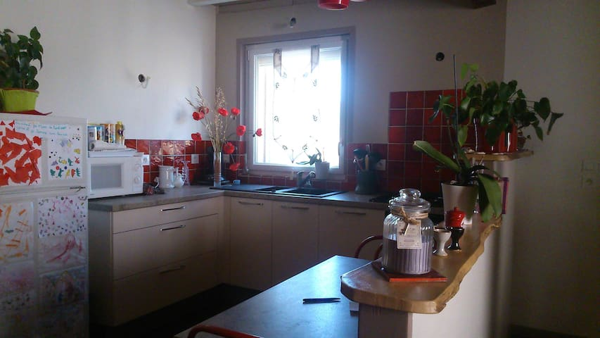 Spacieux soigné et confortable - Latour-de-France - House