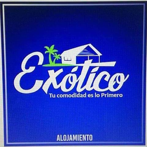 Alojamiento Exótico