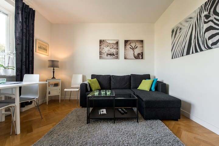 Lovely 1 bedroom apartment